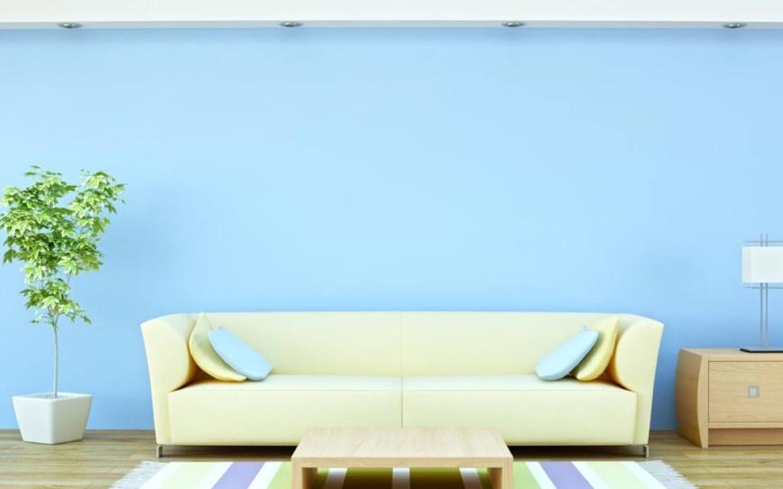 裝修或翻新墻壁的色彩搭配技巧