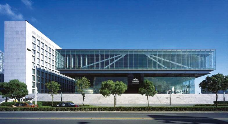 上海浦東展覽館